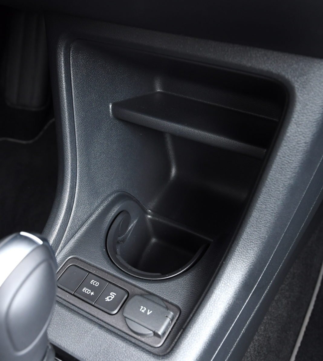 Volkswagen up - schowek