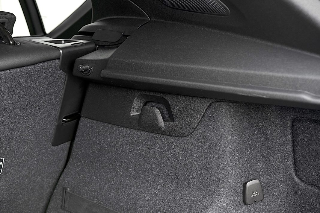Volvo XC40 Recharge T5 FWD - bagżnik