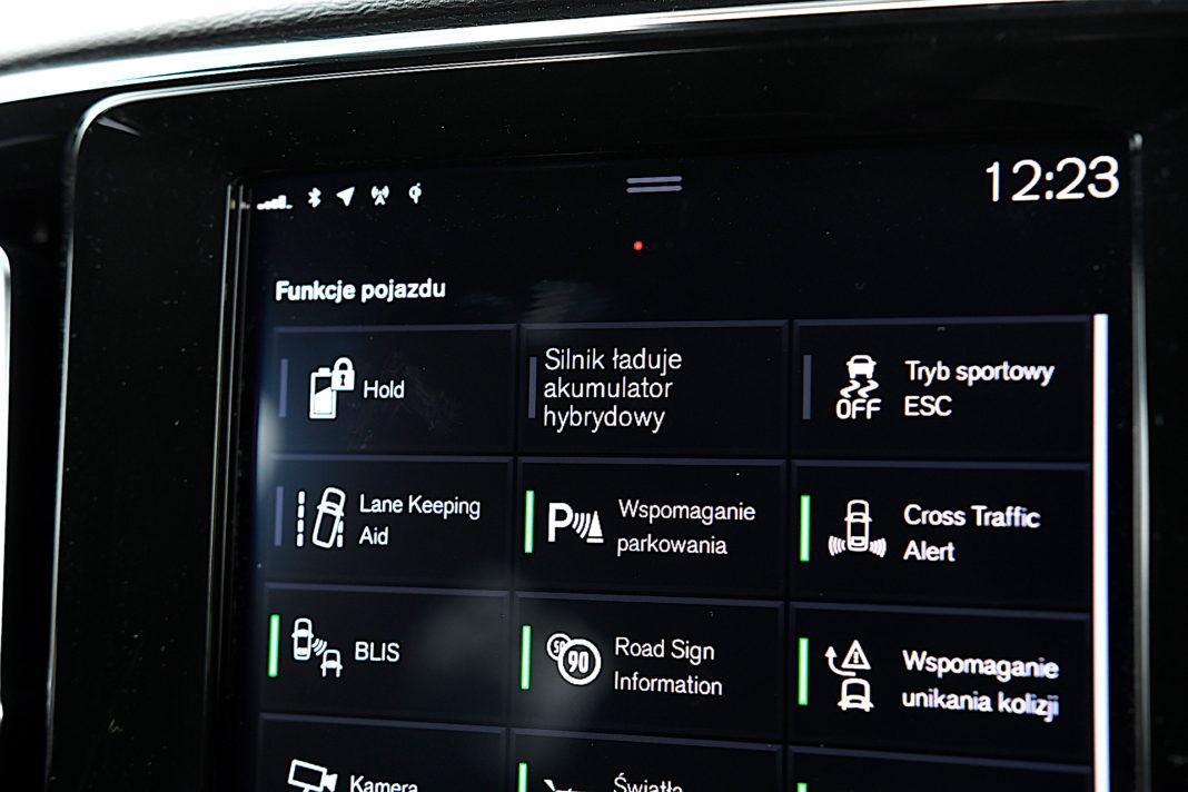 Volvo XC40 Recharge T5 FWD - ładowanie
