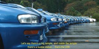 Zlot Subaru w Japonii