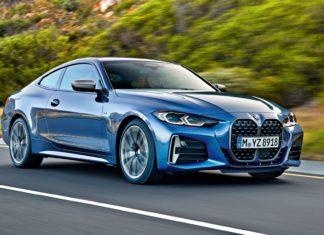Nowe BMW serii 4 – oficjalne zdjęcia i informacje