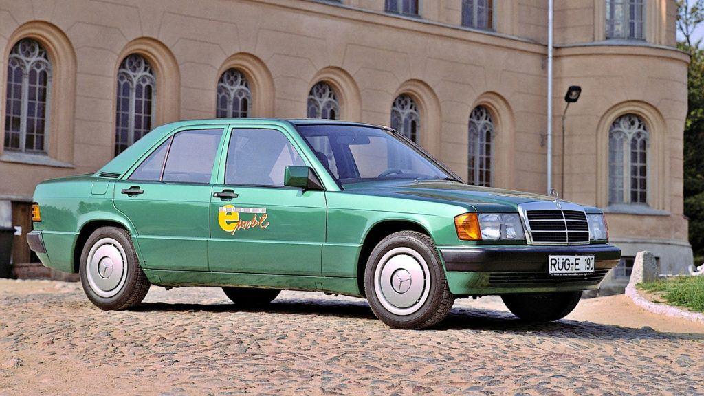 Mercedes 190 E Elektro