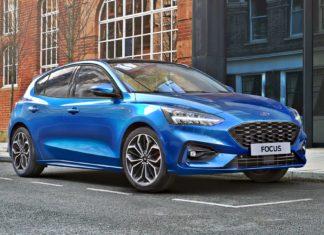 """Odświeżony Ford Focus jako """"miękka"""" hybryda"""