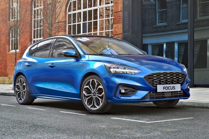 Ford Focus (2020)