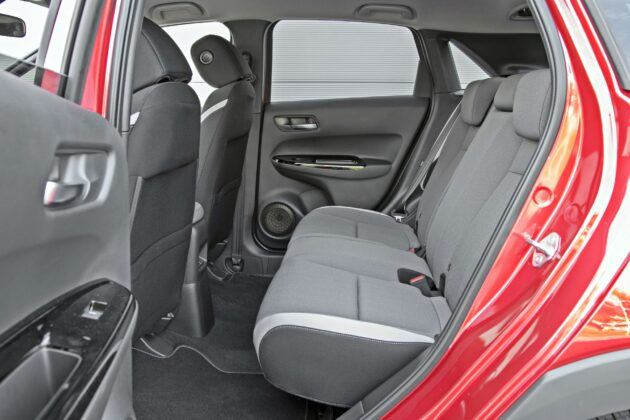 Honda Jazz Crosstar (2020)