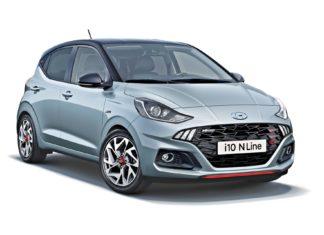Nowy Hyundai i10 N Line. Miejskie auto na sportowo