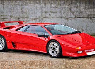 Wypadek prezentera Top Gear. Rozbił Lamborghini Diablo