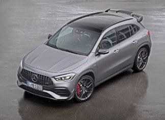 Nowy Mercedes-AMG GLA – ceny w Polsce