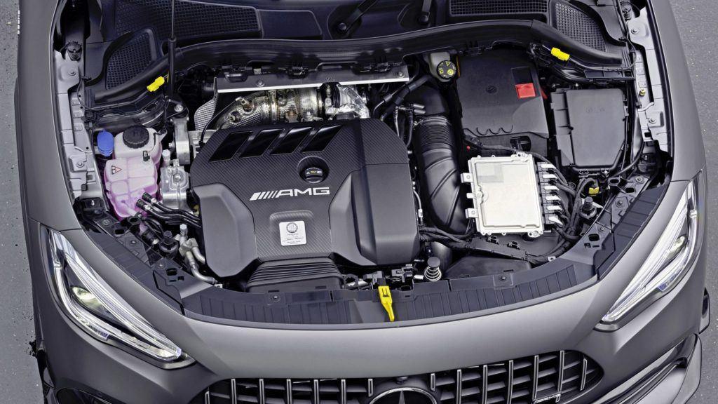 Mercedes-AMG GLA 45 S