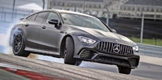 Mercedes-AMG GT 63 S 4MATIC+ 4-Door Coupe