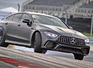 Mercedes-AMG GT 4-door Coupe po liftingu – ile kosztuje?