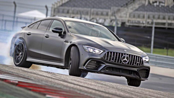 Mercedes-AMG GT 63 S 4MATIC+ 4-Door Coupe