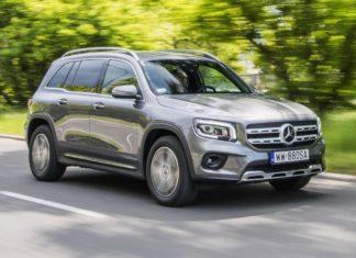 Mercedes GLB 200 d – TEST– dane techniczne, wymiary, cena, opinie