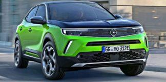 Nowy Opel Mokka-e