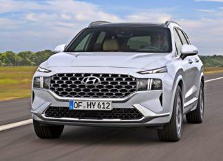 Nowy Hyundai Santa Fe – oficjalne zdjęcia i informacje
