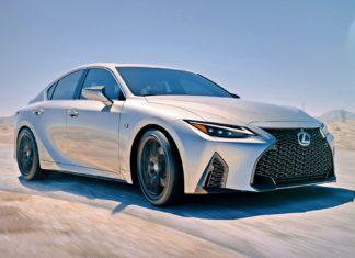 Nowy Lexus IS – oficjalne zdjęcia i informacje