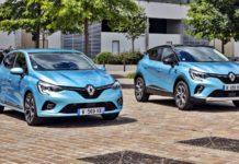 Renault - gama E-Tech