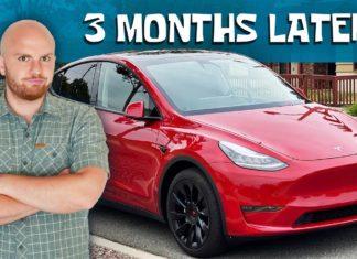 Tesla Model Y. Długa lista usterek w nowym aucie