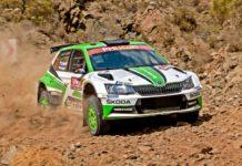 Skoda Fabia Rally2 evo