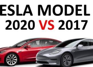 Ewolucja Tesli. Historia zmian w Modelu 3