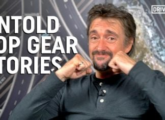 Richard Hammond ujawnia sekrety Top Gear!