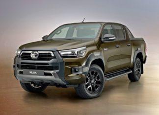 Nowa Toyota Hilux – oficjalne zdjęcia i informacje