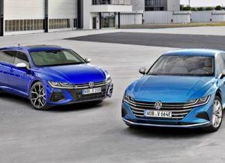 Volkswagen Arteon po liftingu – oficjalne zdjęcia i informacje