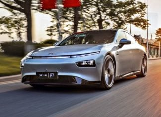 Chiński klon Tesli Model 3 lepszy od oryginału?