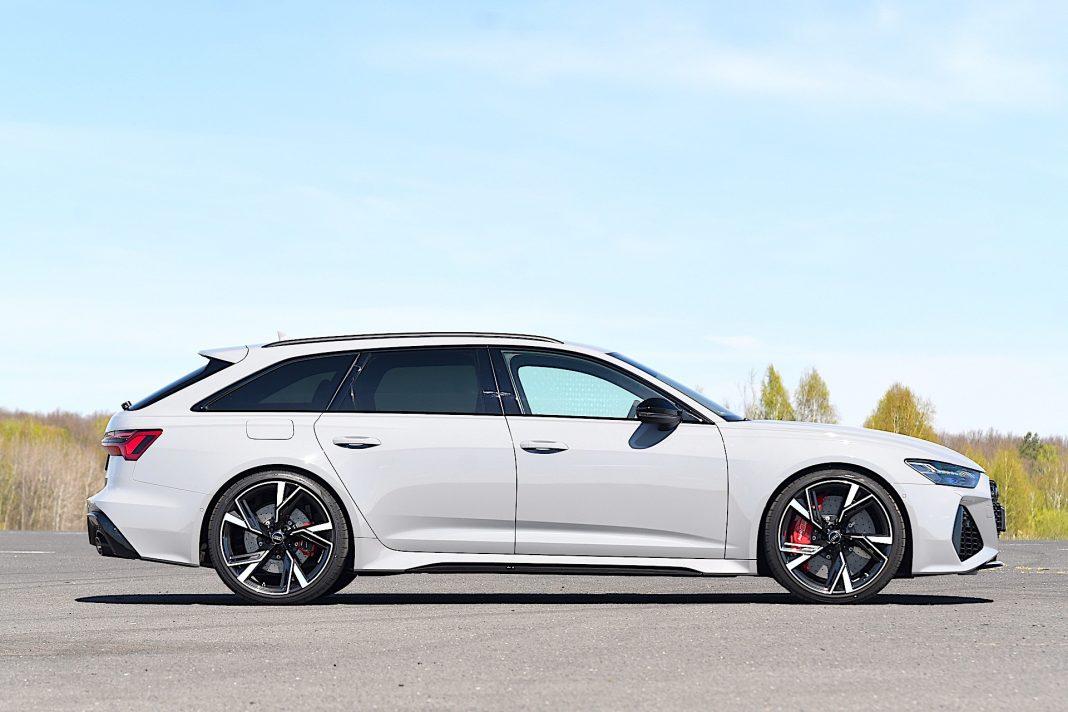 Audi RS 6 Avant – bok