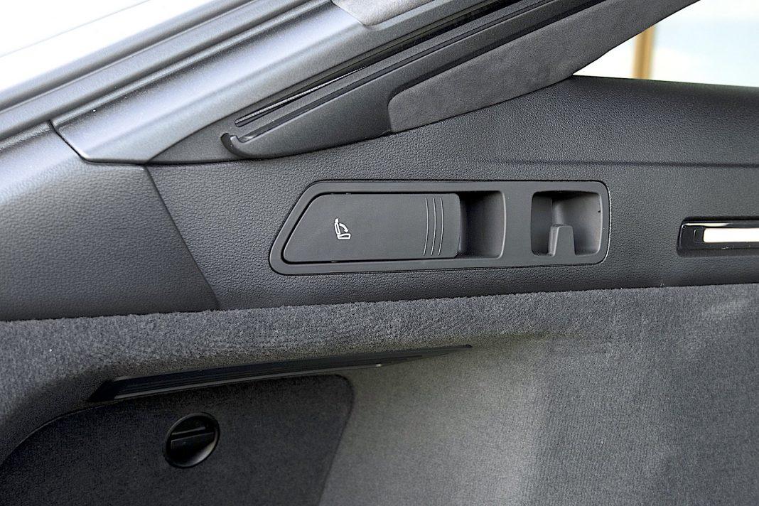 Audi RS 6 Avant – bagażnik