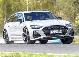 Audi RS 6 Avant – TEST – dane techniczne, wymiary, cena, opinie