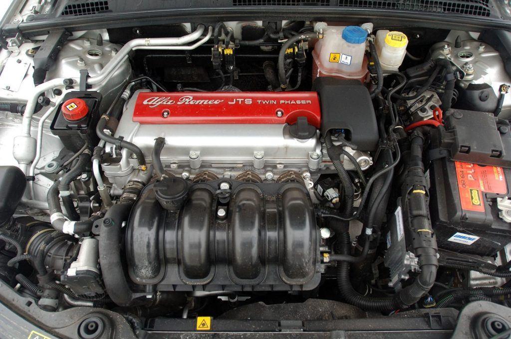 ALFA ROMEO 159 2.2JTS Twin Phaser 185KM 6MT SB73526 01-2006
