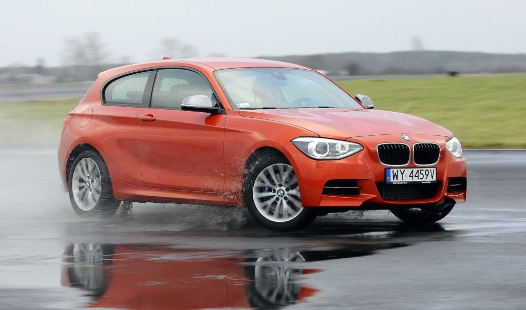 BMW M135i F21 3.0T R6 320KM 8AT WY4459V 01-2013