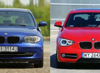 Używane BMW serii 1 I (E87) i BMW serii 1 II (F20) - którą generację wybrać?