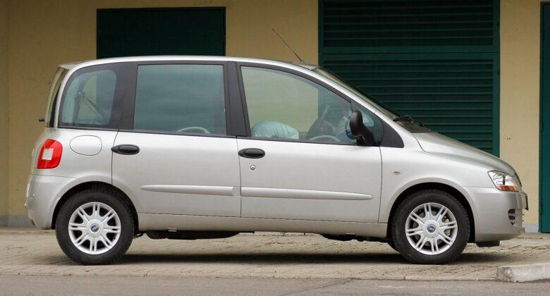 FIAT Multipla II FL 1.9JTD 115KM 5MT 6-os SB62235 12-2004