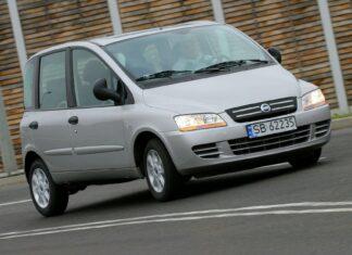 Używany Fiat Multipla (1998-2010) - opinie, dane techniczne, typowe usterki