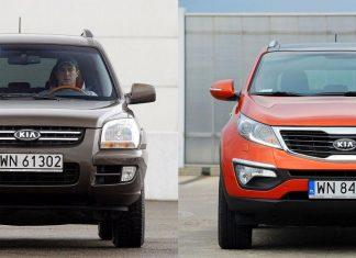 Używana Kia Sportage II i Kia Sportage III - którą generację wybrać?