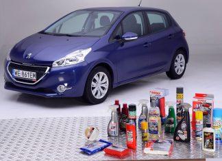 Kosmetyki samochodowe 2020