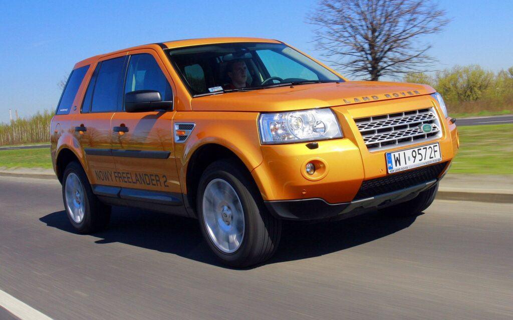 Land Rover Freelander 2 13