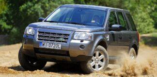 Land Rover Freelander 2 30