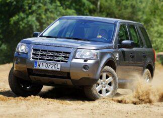 Używany Land Rover Freelander 2 (2006-2014) - opinie, dane techniczne, usterki