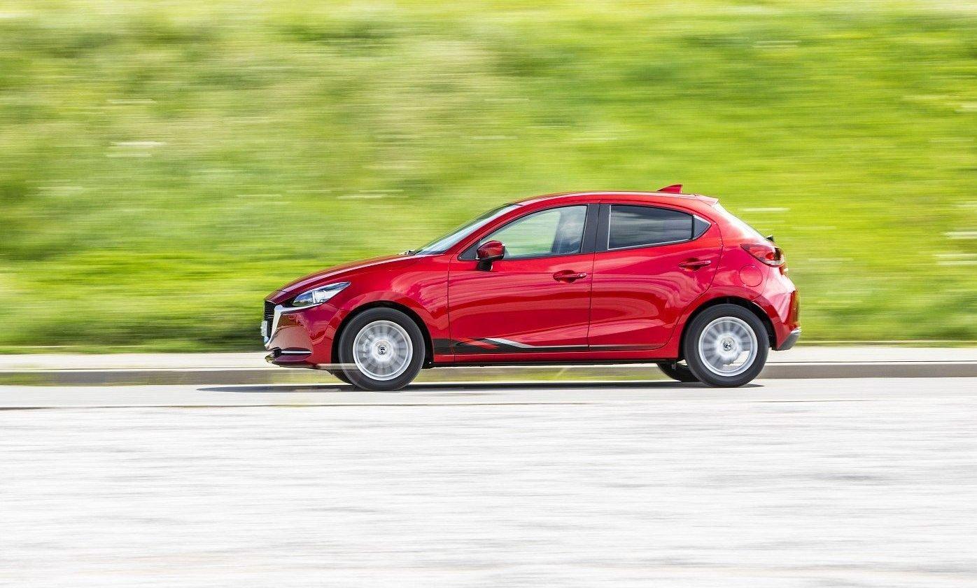 Mazda 2 1.5 Skyactiv-G M Hybrid test 2020