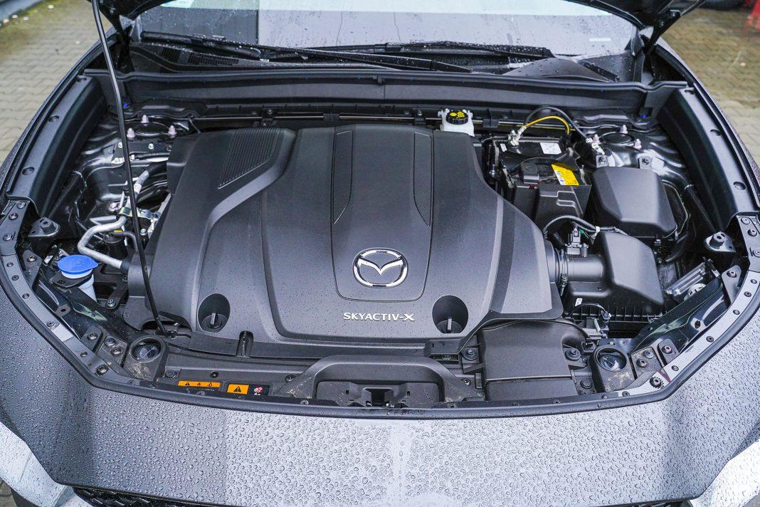 Mazda CX-30 - silnik1