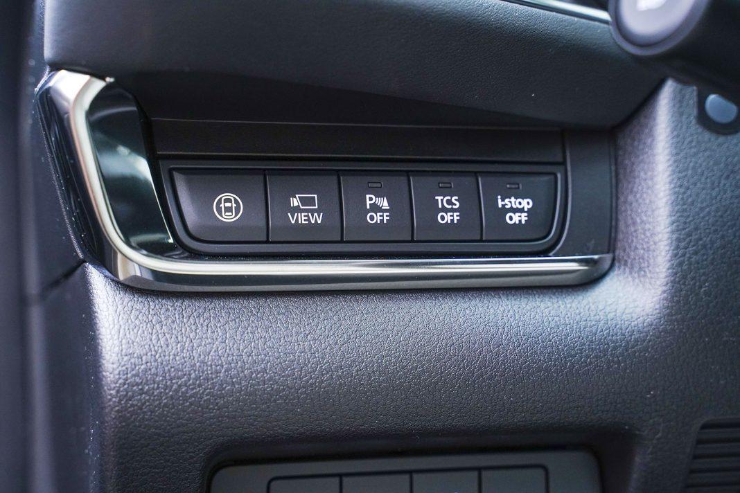 Mazda CX-30 - systemy