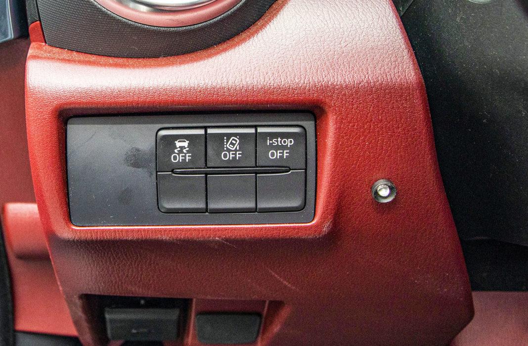 Mazda MX-5 RF - systemy