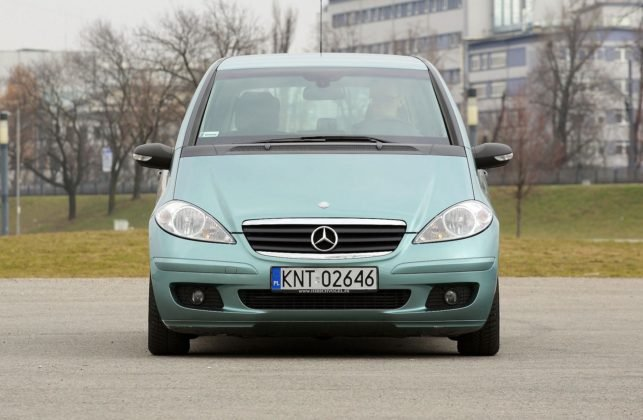 Mercedes klasy A W169