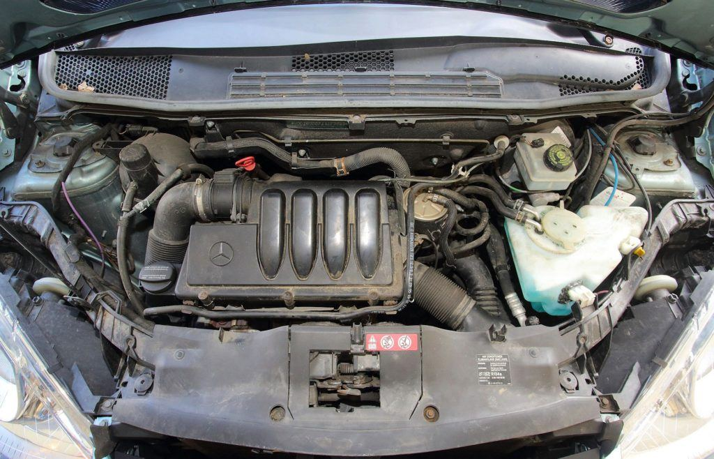 Mercedes klasy A W169 22
