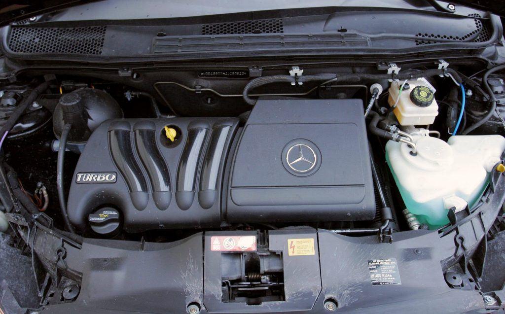 Mercedes klasy A W169 33
