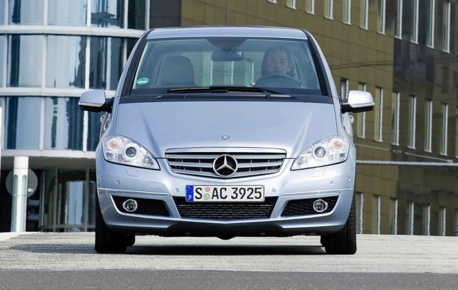 Mercedes klasy A W169 02
