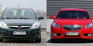 Opel Vectra i Insignia (2)